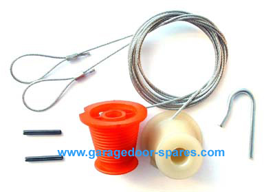 Henderson, Merlin, Doric Cones and Cables (Looped Ends) HEN 10