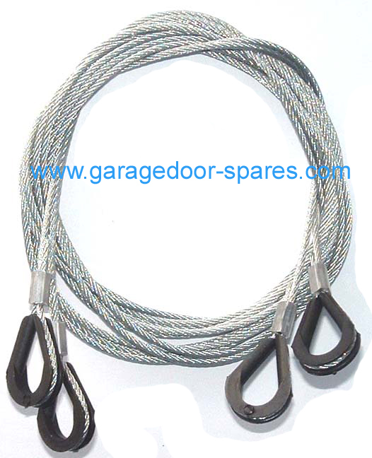 Garador Garage Door Cables Mk3C 6'6 Wide Doors GAR10