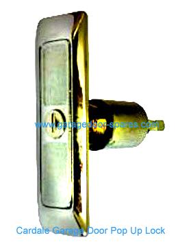 Cardale Garage Door Pop Up Lock Garage Door Spares