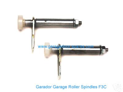 Garador Garage Roller Spindles F3C