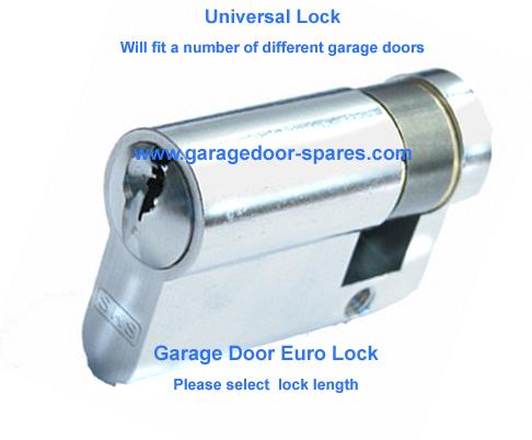 Garador 40mm Euro Lock Cylinder Garage Door Spares