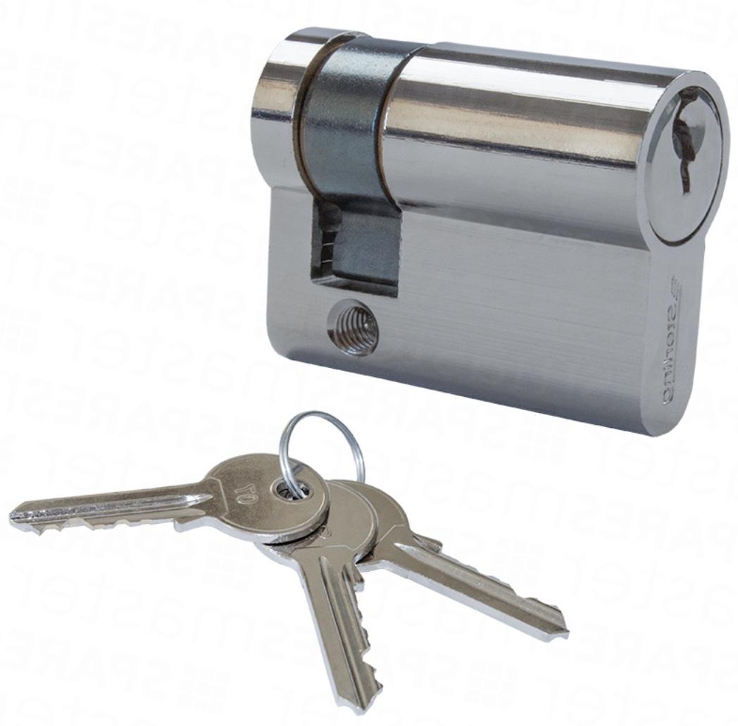 Henderson Euro Lock Cylinder 55mm / 70mm