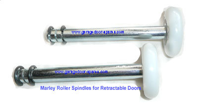 Marley Roller Spindles Retractable Doors