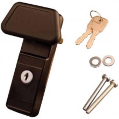garage door lock handleWessex Anglian Garage Door Euro Locking Handle  Garage Door Spares