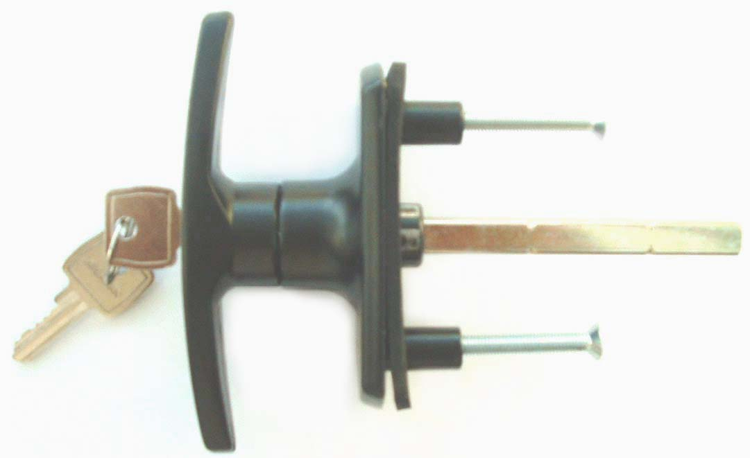 Apex Garage Door Lock T Bar Garage Door Spares
