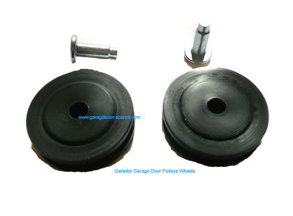 Garador Garage Door Pulleys Wheels