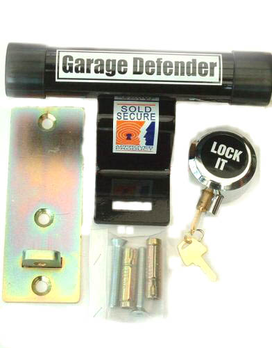Garage Door Security Defender Master Lock Sold Secure