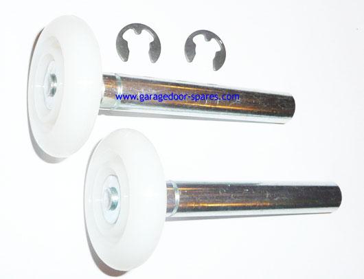 Henderson Roller Spindles Retractable Doors