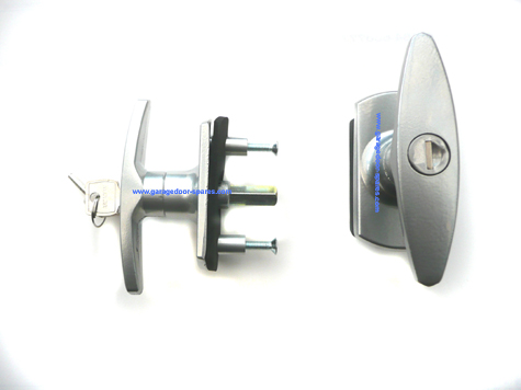 Henderson Merlin Garage Door Lock (31mm Spindle) | Garage ...