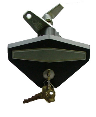 Starfleet Capitol and Bonsack Garage Door Lock