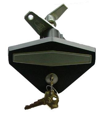 Starfleet Capitol and Bonsack Garage Door Lock