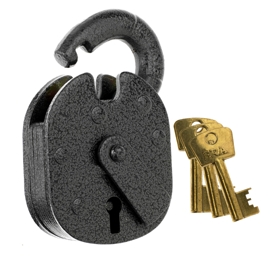 The Era Big 6 Heavy Duty Padlock Garage Door Spares
