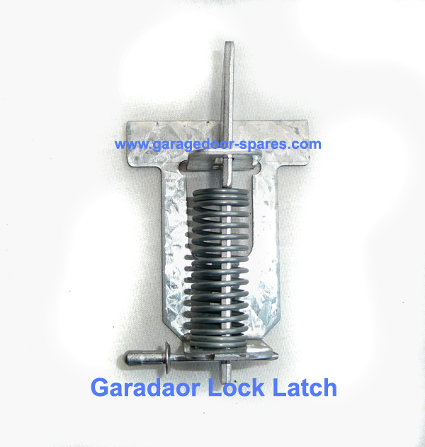 Garador Top Lock Latch Assembly