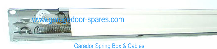 Westland Garage Door Spring Box and Cables (2)