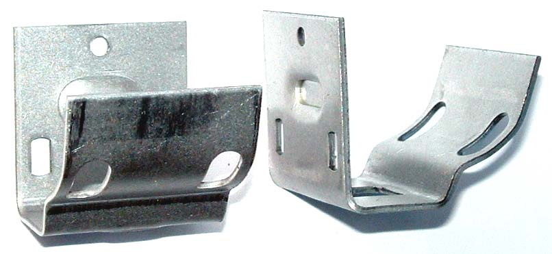 Spring Support and Lock Latch