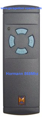Hormann 4 Button 868Mhz Remote Control