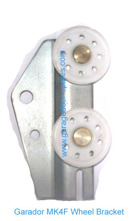 Garador Mk4f Spring Bracket Spindles Garage Door Spares
