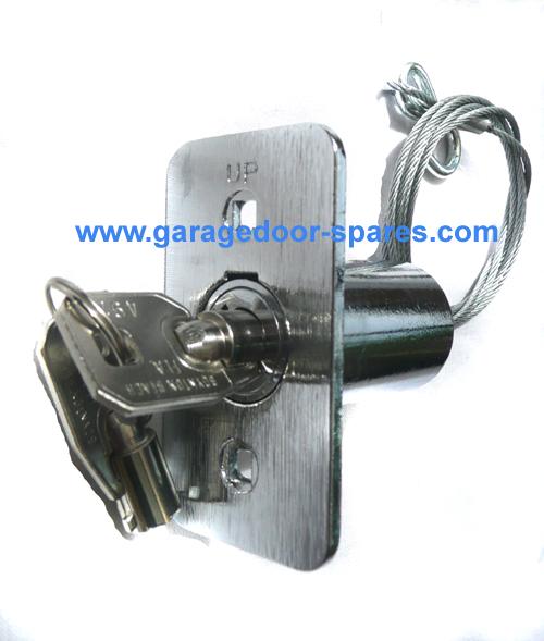 Garage Door Emergency Release Lock Amp Cable Garage Door