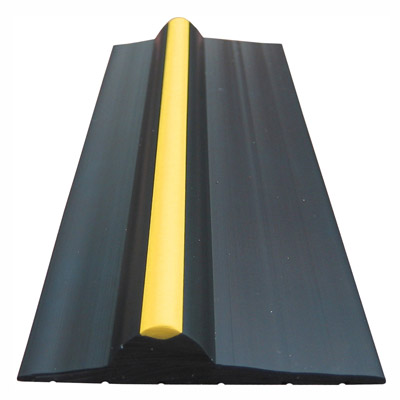 Garage Door Rubber Floor Seal 16'3 5.0m and Adhesive