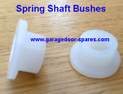 Henderson Nylon Replacement Spring Shaft Bushes Garage