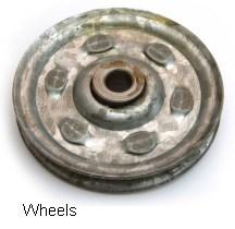 Filuma Pulley Shreave Wheel