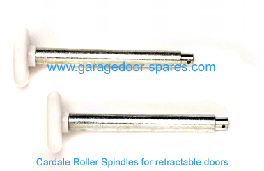 Apex Cardale Roller Spindles for Retractable Garage Doors
