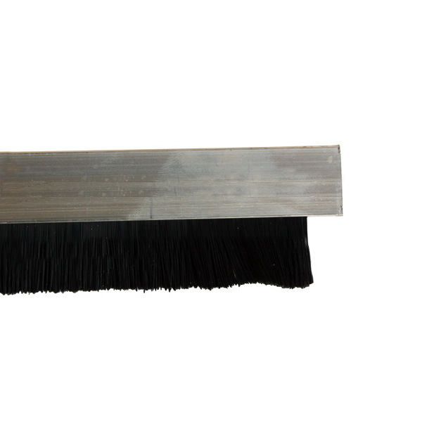 Garage Door Bottom Brush Strip Seal 25mm / 1'