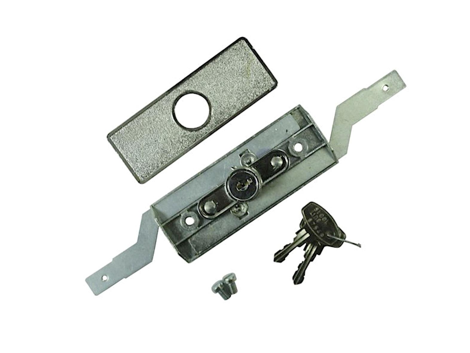 Steel Line Roller Shutter Amp Garage Door Lock Silver Cover