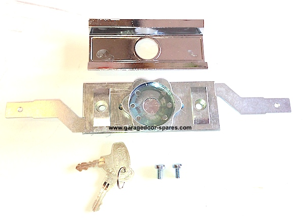 Steel Line Roller Shutter Amp Garage Door Lock Silver Cover
