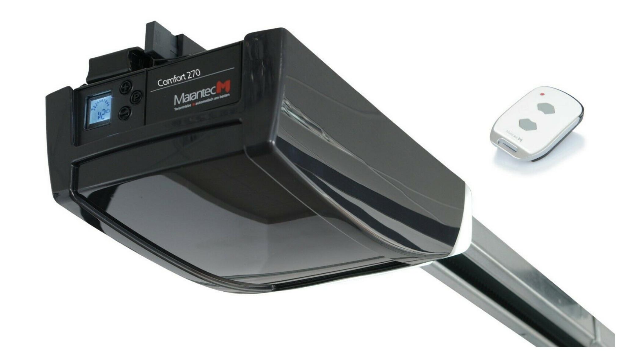 Marantec Comfort 270 Remote Operator Motor Head & Rail Kit
