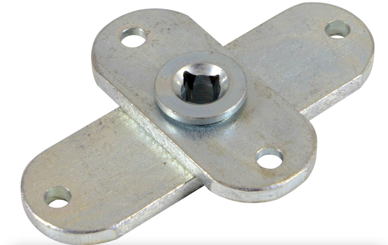 Henderson Garage Door Rear Lock Handle S/L Type Inner Swivel