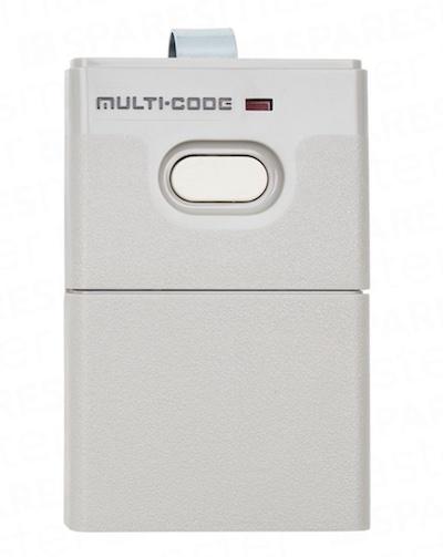 Multicode One Channel Garage Door Remote Handset � 40.685Mhz