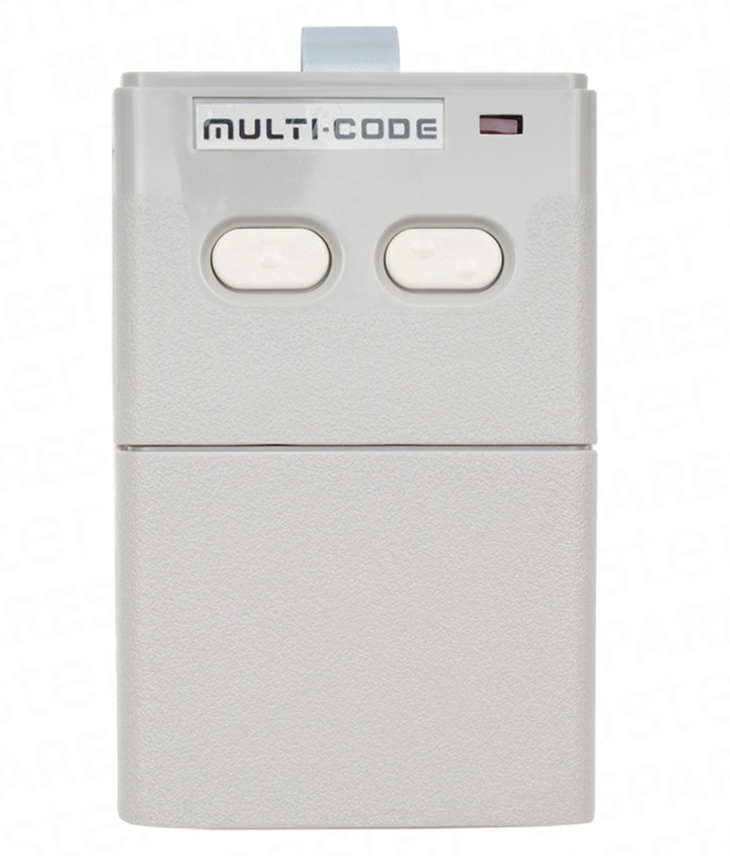 MULTI CODE Two Channel 300MHz Standard Handset