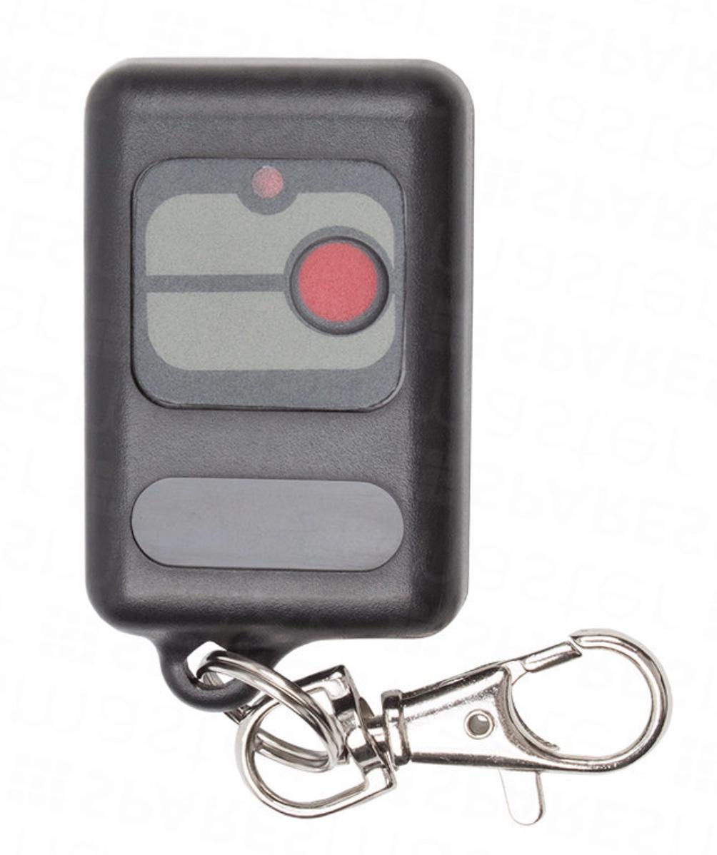 Cardale Autoglide Mk2 Mini Tx1 Remote Keyfob Handset  418 Mhz AZAR2003