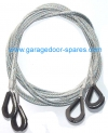Garador Garage Door Cables Mk3C 7' - 8'2 Wide Doors GAR11