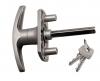 Bonsack Garage Door Lock Handle  s/s