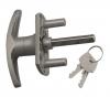 Bonsack Garage Door Lock Handle L/S