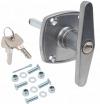 Birtley Garage Door Lock 'Easyfix' Handle
