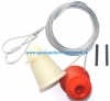 Wickes Garage Door Cones and Cables (hex)
