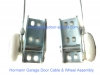 HORMANN 2000 Garage Door Cable and Wheel Assembly (Right)