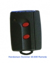 Henderson Garage Door Sommer Remote Control 2 Button 40.685