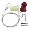 Apex Garage Door Cones and Cables (Hexagonal)