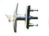 Henderson Merlin Garage Door Lock (31mm Spindle)