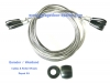 Garador Cables and Roller Wheels Replacement Set