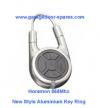 Hormann 868Mhz Chrome or Aluminium 2 Button Remote