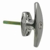 L and F Garage Door Lock Handle