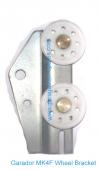 Garador MK4F Spring Bracket Spindles
