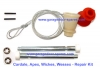 Cardale CD45 Cones, Cables, Roller Spindles Repair Kit (Hexagonal)