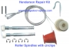 Henderson  Cones, Cables, Roller Spindles Repair Kit (Circlips)