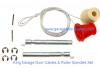 King Cones, Cables and Roller Spindles Repair Kit